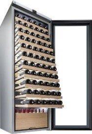 Мультитемпературный винный шкаф, LaSommeliere модель VIP315V MS