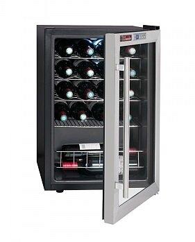 Монотемпературный винный шкаф, LaSommeliere модель LS20B