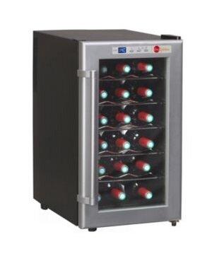 Монотемпературный винный шкаф, LaSommeliere модель VN18C