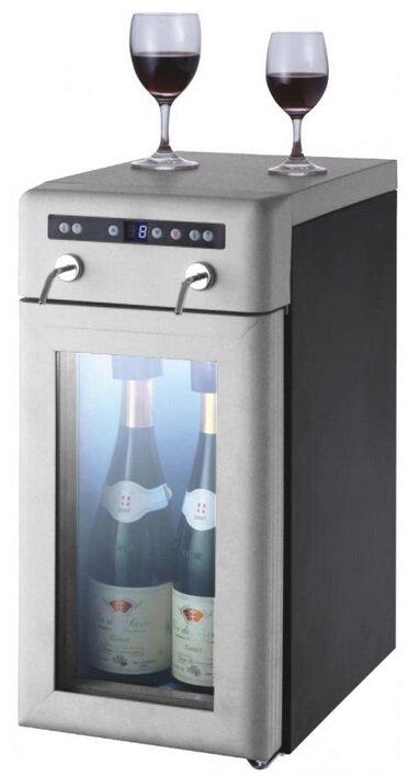 Диспенсер для вина DVV2 с редуктором и модерниз. под заправл. баллон