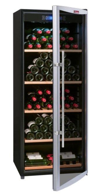 Монотемпературный винный шкаф, LaSommeliere модель CVD122B