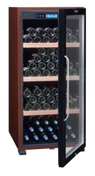 Монотемпературный винный шкаф, LaSommeliere модель CTVE142A ECO Cl. A